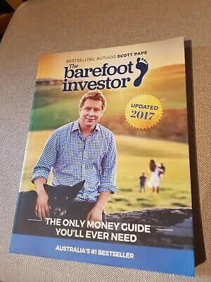 AU14 • Buy The Barefoot Investor By Scott Pape. Updated For 2017.