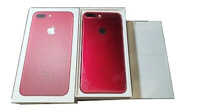 AU300 • Buy Apple IPhone 7 Plus (PRODUCT)RED - 128GB - (Unlocked) A1784 (GSM) (AU Stock)