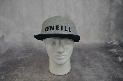 $17.60 • Buy O'Neill Men'S Prevail Snapback Hat Gray Blue