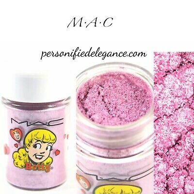 $40 • Buy NEW M·A·C Archie's Girls Cheers My Dear! Limited Edition Pigment RARE