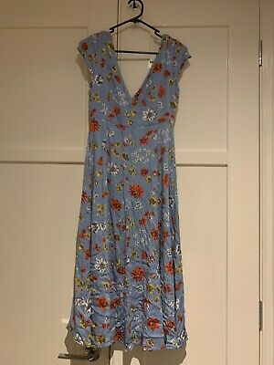 AU10 • Buy Urban Outfitters Flower Dress Vintage Style