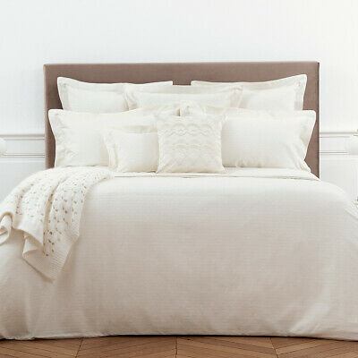 Yves Delorme | Ombrelle Duvet Cover 500tc Egyptian Cotton 50% Off Rrp • 215.55£