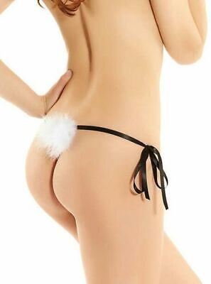 Ann Summers Bunny Thong G String 8 10 12 14 16 18 One Size Sexy Dress Up Rabbit • 3£