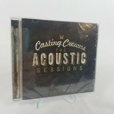 $9.99 • Buy Casting Crowns The Acoustic Sessions Pop Worship CCM Music CD