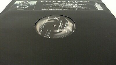 O.D.B. & Black Keith ‎- Thirsty (The Remixes) Blade Trinity - USA 2005 Vinyl 12  • 6.50£