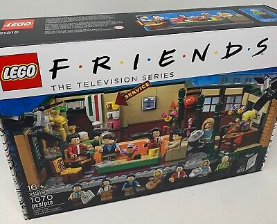 $59.85 • Buy LEGO Ideas FRIENDS CENTRAL PERK 21319 TV Show - IN HAND - SHIPS TODAY - NEW - US