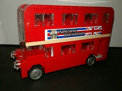$ CDN15.30 • Buy Lego Creator 40220 London Double Decker Bus