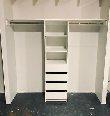 AU249 • Buy Wardrobe Insert Complete Package Assembled