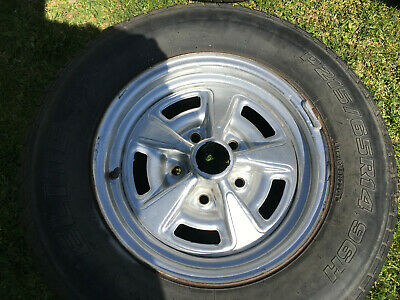 AU1250 • Buy Holden HQ Hj Hx Hz Wb Gts Wheels Rims Mags 14 X 6 Berwick Used