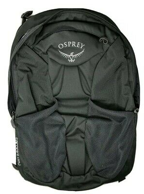 $55 • Buy Osprey Small Back Pack That Can Zip Onto A Bigger Back Pack Brand New Gray/Green