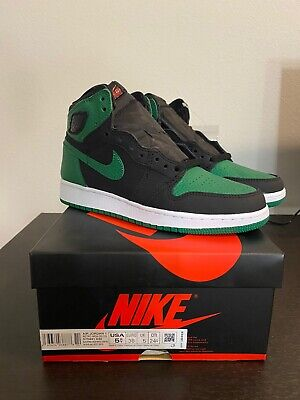 $170 • Buy Nike Air Jordan 1 Retro High OG Pine Green Size 5.5y