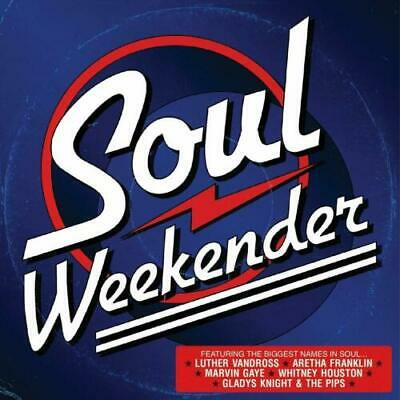 £3.34 • Buy Soul Weekender [New & Sealed] 3CD Boxset: Aretha Franklin Luther Vandross