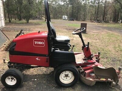 AU9500 • Buy Toro Groundmaster 3280-D Ride-on Mower 60  Deck