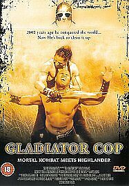 Gladiator Cop (DVD) James Hong, Lorenzo Lamas, Nick Rotundo • 6.99£