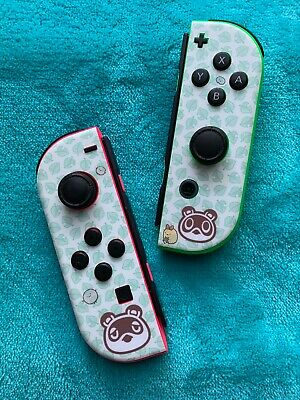 $44 • Buy Nintendo Switch Joy-Con Controllers - Pink Green Set