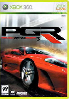 AU24.95 • Buy Project Gotham Racing 3 Xbox 360 Game *new* Aus Express