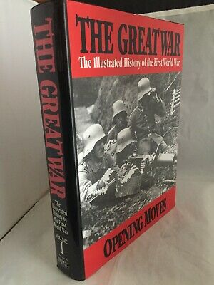 £20 • Buy The Great War: 1: Opening Moves By Trident Press (Hardback, 2000)