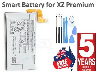 AU19.32 • Buy Sony Xperia XZ Premium Battery | Fast Charging *2020* Version  + Tools