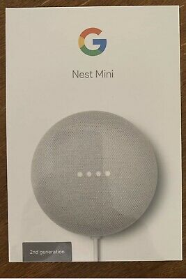 AU21.50 • Buy Google Nest Mini 2nd Generation