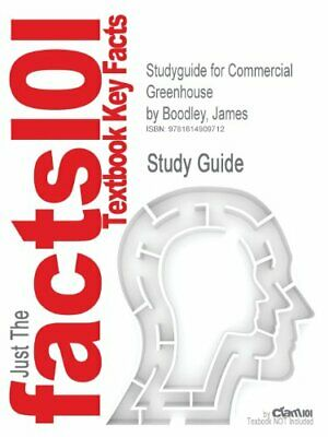 Studyguide For Commercial Greenhouse By Boodley. Reviews.# • 25.26£