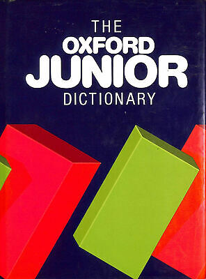 The Oxford Junior Dictionary By Sansome, Rosemary [Editor] • 7.49£