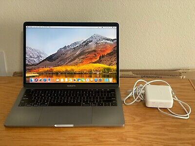 $899.99 • Buy Apple MacBook Pro 13.3  (512 GB, Intel Core I5 8th Gen. 2.3GHz, 8GB) Space...