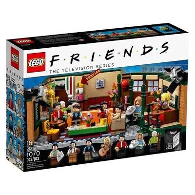 $80 • Buy Lego Friends Central Perk Cafe Set 21319 1070 Pcs US Seller Authentic IN STOCK