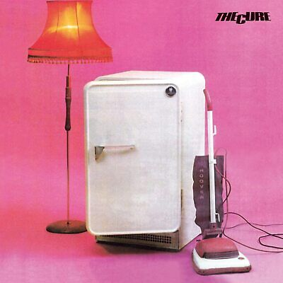 £9.99 • Buy The Cure - Three Imaginary Boys - Mini Poster & Card Frame