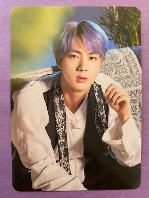 $14.99 • Buy Bts Official Merch 5th Muster (magic Shop) In Japan Photo Card Jin