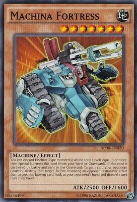 $1.99 • Buy Machina Fortress - AP06-EN020 - Common - Unlimited Edition NM Ayasarchive.com  -