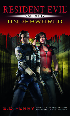 AU19.79 • Buy BOOK NEW Resident Evil Vol IV - Underworld By Perry, S. D. (2016)