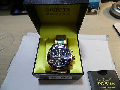 View Details Invicta 15942 Quartz Chronograph Divers Style Watch • 41.00£
