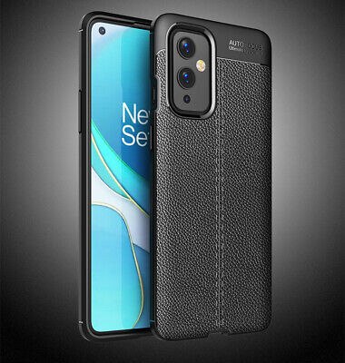 AU5.12 • Buy For OnePlus 8T 8 Pro 9 7 7T 6T 6 5T 3T Shockproof PU Leather Soft TPU Cover Case