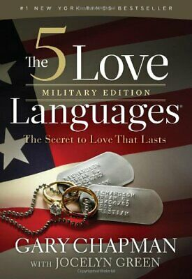 AU27.13 • Buy The 5 Love Languages Military Edition: The Secret To Love That Lasts