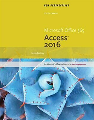AU92.27 • Buy New Perspectives Microsoft Office 365 & Access 2016: Introductory