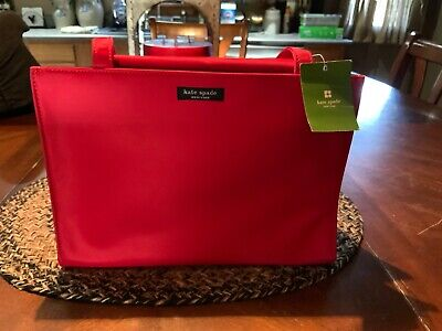 $50 • Buy Red Kate Spade Handbag New With Tags