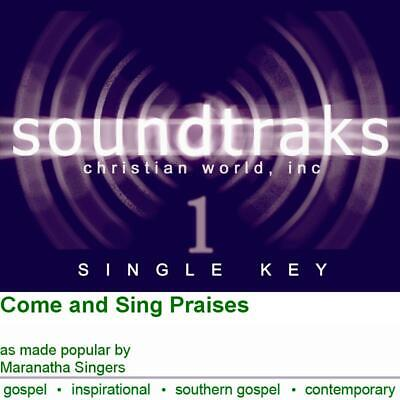 Come And Sing Praises - Maranatha Singers - Accompaniment Track • 5.77£