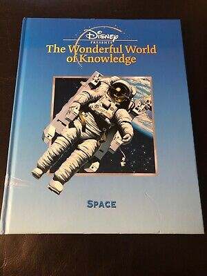£2 • Buy Disney Presents The Wonderful World Of Knowledge Space