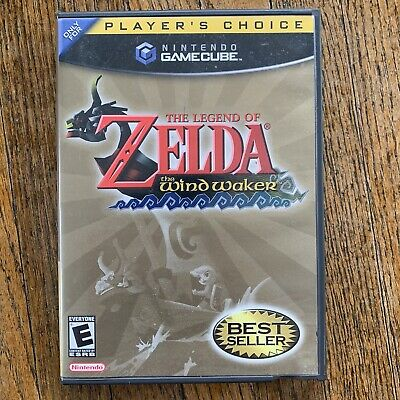 $49.99 • Buy Legend Of Zelda: The Wind Waker (Nintendo GameCube Game) - Complete In Box