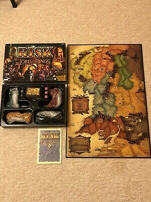 $32.99 • Buy Risk Lord Of The Rings Trilogy Edition  Missing Ring