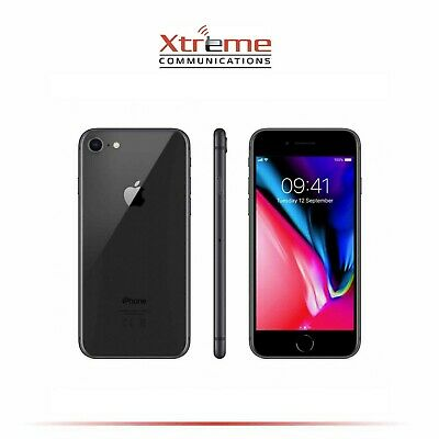 AU428.95 • Buy Refurbished Apple IPhone 8 64GB Space Grey (6 Mth Limited Warranty From Xtreme)