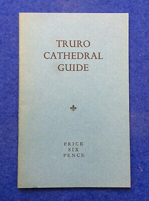 Truro Cathedral Guide : 21st Edition (abridged), 1955 • 2£