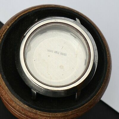 $ CDN66.66 • Buy VINTAGE SEIKO AUTOMATIC DX 6106-8709 Stainless Steel Watch Case + Crystal Parts