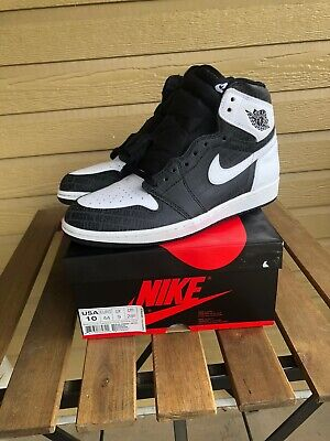 $200 • Buy 2017 Nike Jordan 1 Retro High RE2PECT Respect (Derek Jeter) W/receipt