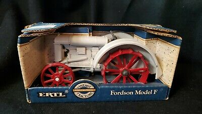 £17.66 • Buy Ertl Fordson Model F Vintage Tractor Special Edition Diecast 1:16  #872