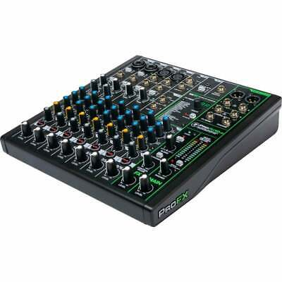 $292.91 • Buy Mackie ProFX10v3 Professional Effects Mixer With USB