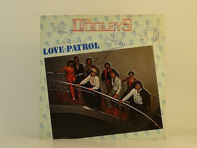 THE DOOLEYS, LOVE PATROL, 57, EX/EX, 2 Track, 7  Single, Picture Sleeve, GTO REC • 3.02£