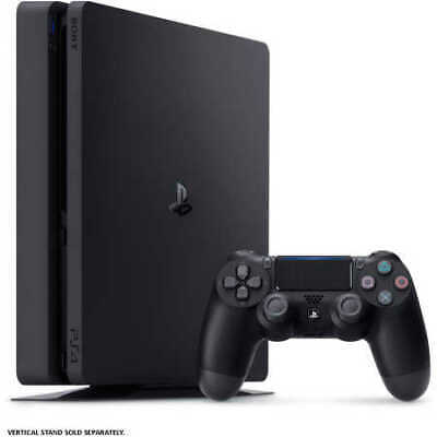 AU399 • Buy PlayStation 4 500GB Slim Console - Jet Black