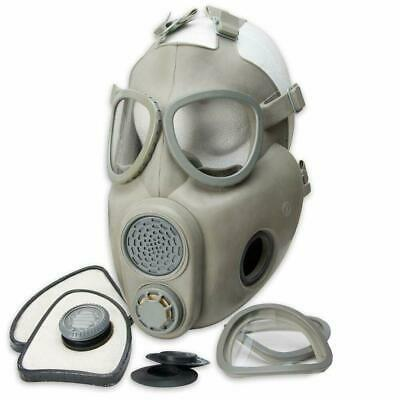 $24.95 • Buy M10 Gas Mask Czech Military Surplus With Sealed NBC Filters Respirator Unused!