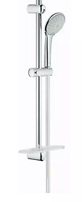 Grohe Euphoria 110 Duo Shower Rail Riser Set 2 Sprays • 62.95£